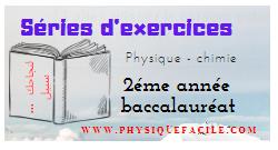 télécharger les exercices de physique chimie avec solutions , pdf , word , latex